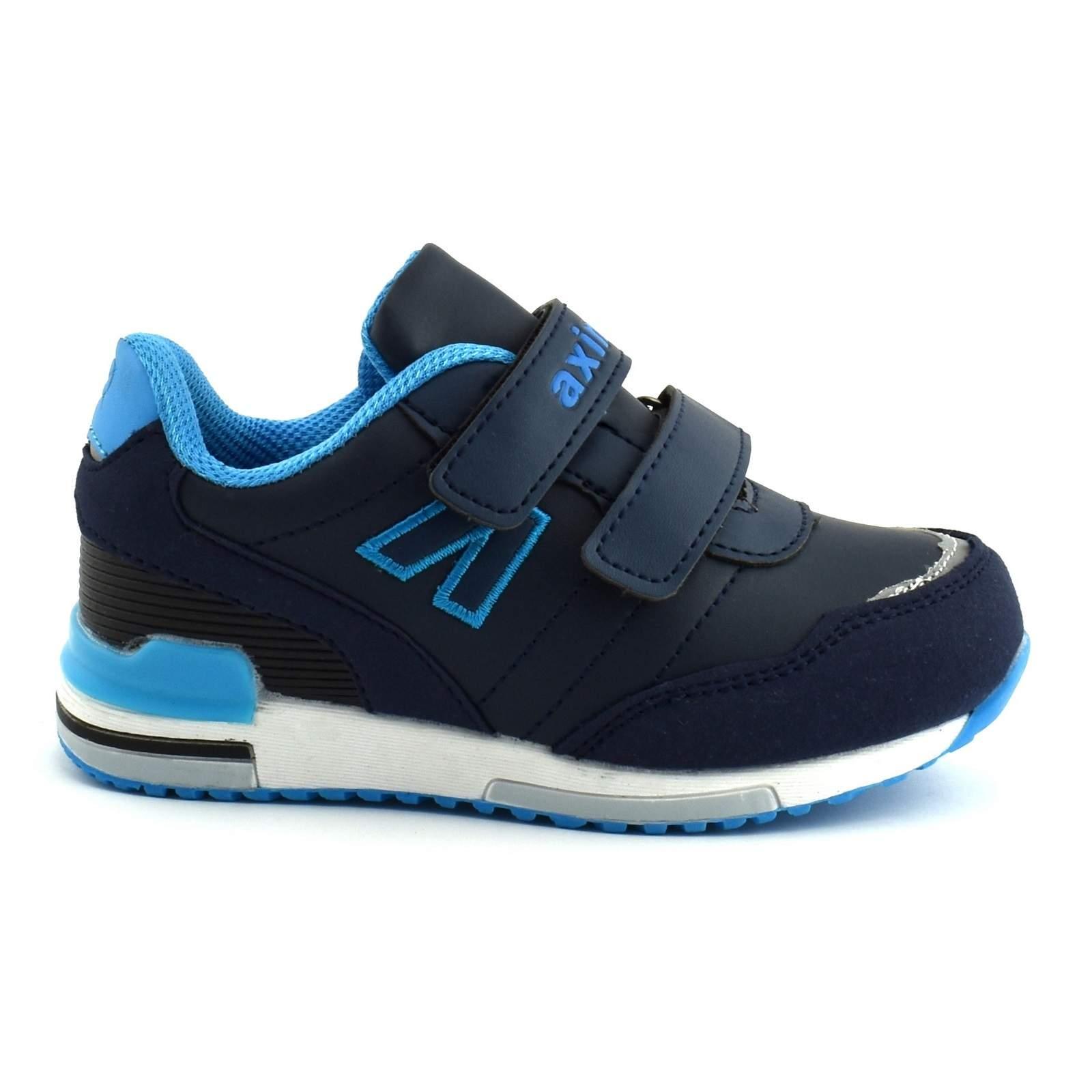 Buty Sportowe Dla Dzieci Axim 1067 Niebieski Granatowy 4649 Sklepdorotka Pl