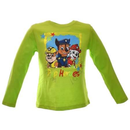 Bluzka dziecięca z wizerunkiem bohaterów bajki Psi Patrol