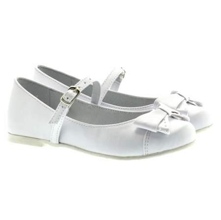 Buty komunijne dla dziewczynki Zarro 2248