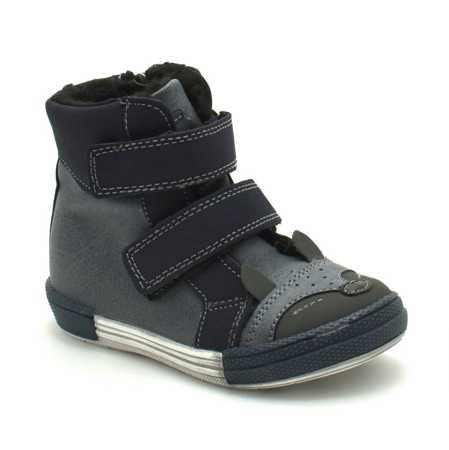 Buty zimowe dla chłopca Kornecki 06583 Zwierzaki