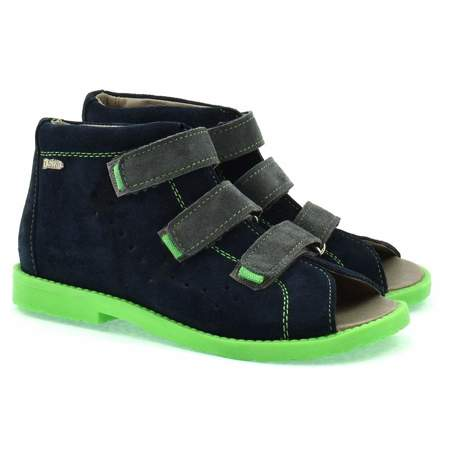 Dziecięce buty profilaktyczne Dawid 1043