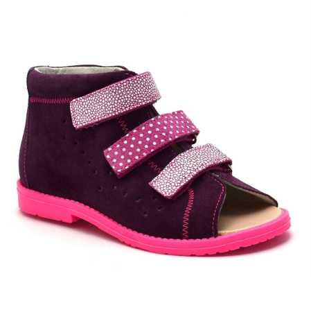 Dziecięce buty profilaktyczne Dawid 1043/38