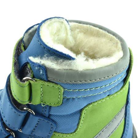 Dziecięce buty zimowe Renbut 12-1304