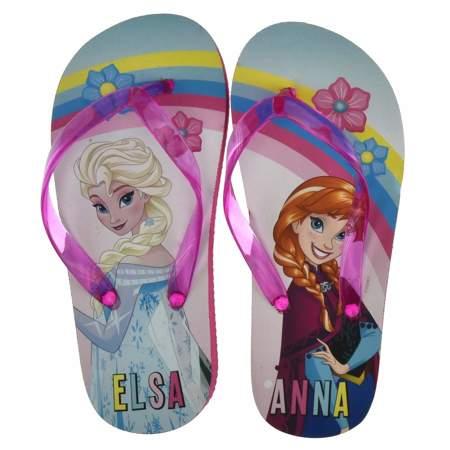 Japonki Frozen, Kraina Lodu, Elsa i Anna Różowe