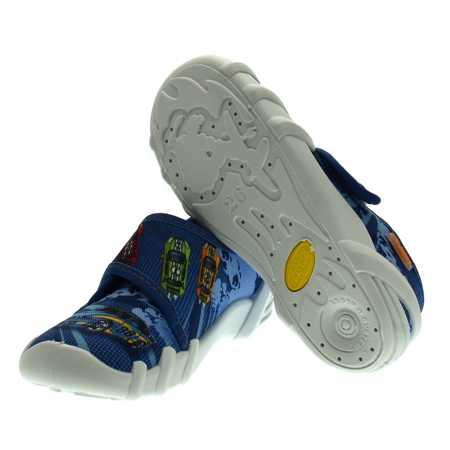 Kapcie dla dzieci Befado 273X316 Skate