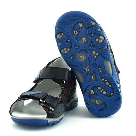 Sandały dla dzieci Kornecki 06167