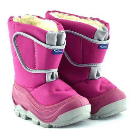 Śniegowce dla dzieci marki Renbut / Muflon 22-388