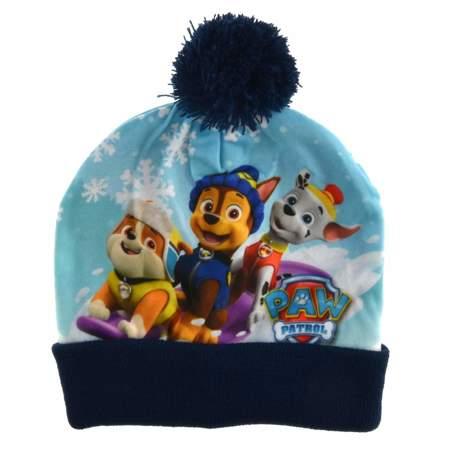 Zimowa czapka dziecięca Psi Patrol